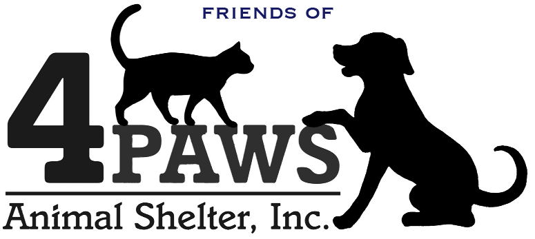 Friends of 4 Paws Animal Shelter
